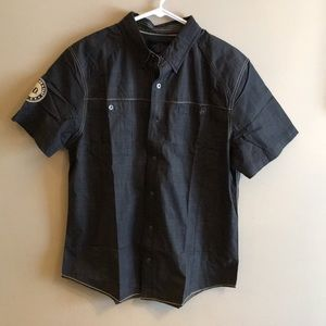 Brand new (NWOT) Harley Davidson button down shirt